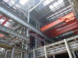 150吨转炉钢结构厂房